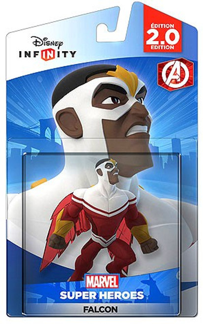 Disney Infinity 2.0 Marvel Super Heroes Falcon Game Figure