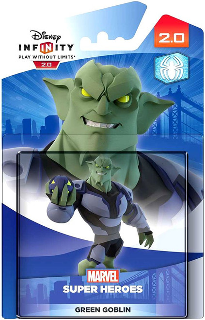 Disney Infinity 2.0 Marvel Super Heroes Green Goblin Game Figure