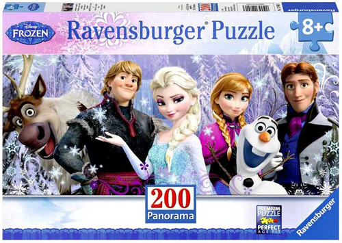 Disney Frozen Friends Puzzle [200 Pieces]