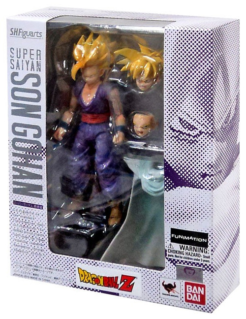 Dragon Ball Z S.H. Figuarts Super Saiyan Son Gohan Action Figure