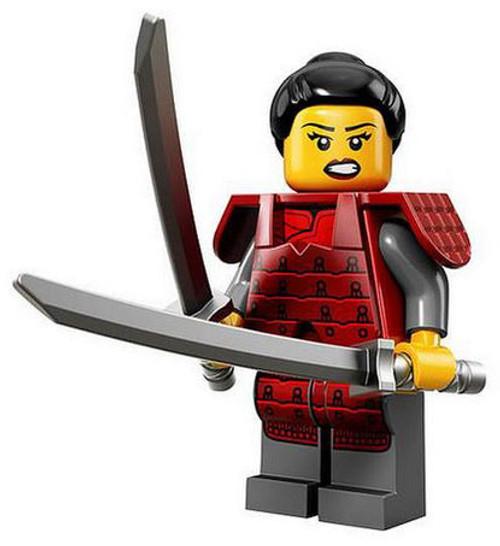 LEGO Minifigures Series 13 Samurai Minifigure [Loose]