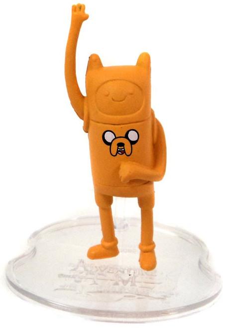 Adventure Time Jake as Finn 2-Inch Minifigure [Loose]
