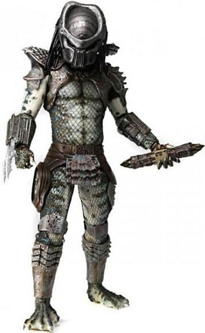 NECA Predator 2 Quarter Scale Warrior Predator Action Figure [Damaged Package]
