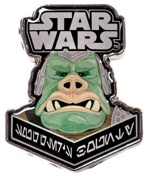 Funko Star Wars The Force Awakens Gamorrean Guard Pin