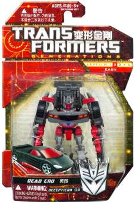 Transformers Generations Scout Dead End Scout Action Figure [Damaged Package]