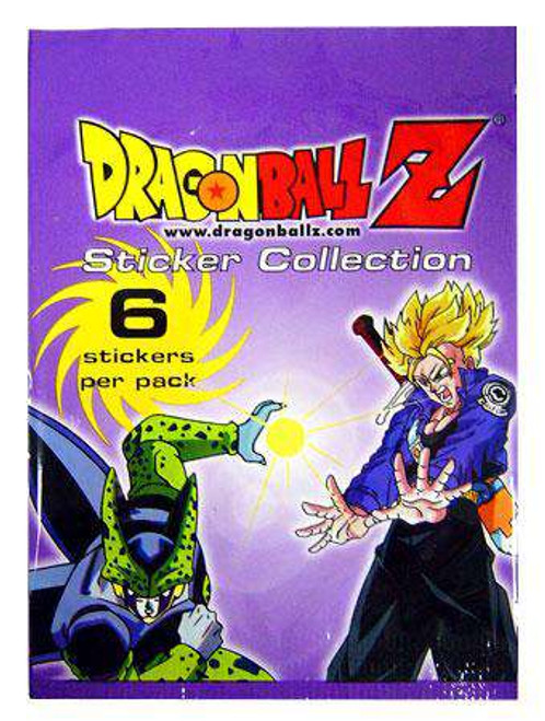 Dragon Ball Z Dragonball Z Sticker Pack [6 Stickers]