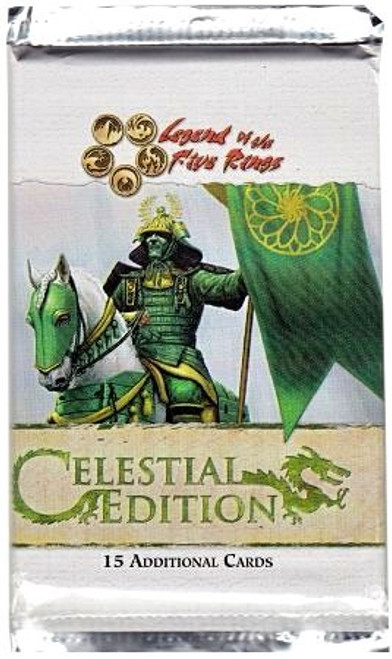 Legend of the Five Rings Celestial Edition Booster Pack