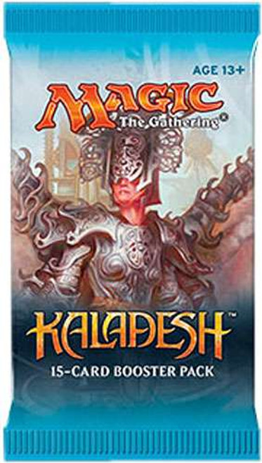 MtG Trading Card Game Kaladesh Booster Pack [15 Cards]