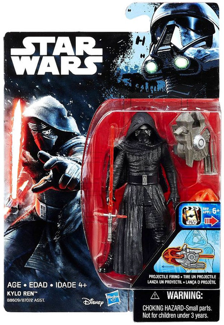 Star Wars The Force Awakens Kylo Ren Action Figure [Projectile Firing]