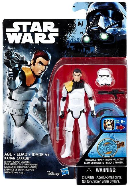Star Wars Rebels Kanan Jarrus Action Figure [Stormtrooper Disguise]