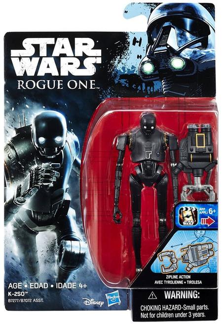 Star Wars Rogue One K-2SO Action Figure [Zipline Action]