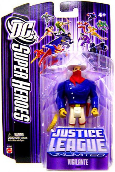 DC Justice League Unlimited Vigilante Action Figure