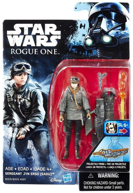 Star Wars Rogue One Sergeant Jyn Erso Action Figure [EADU]