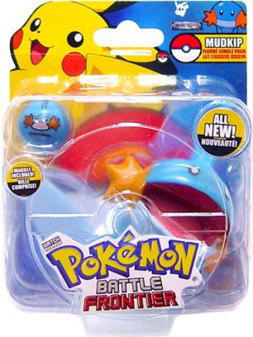 Pokemon Battle Frontier Series 1 Mudkip Action Figure
