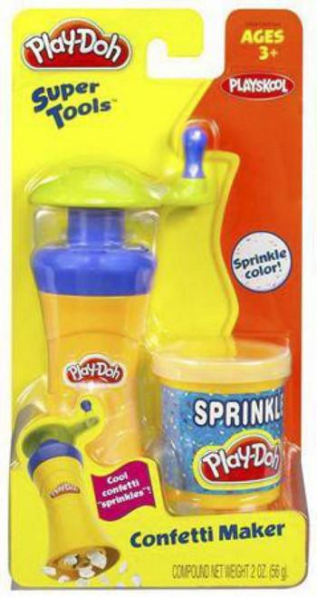 Play-Doh Confetti Maker Super Tool