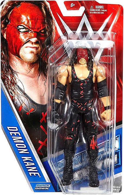 WWE Wrestling Series 65 Demon Kane Action Figure