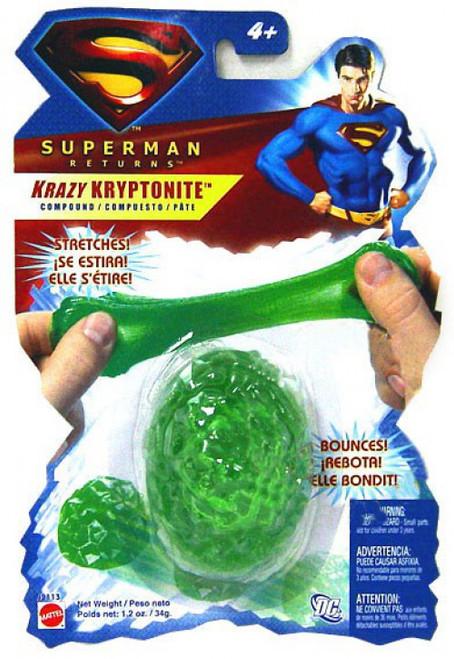 Superman Krazy Kryptonite Compound Toy