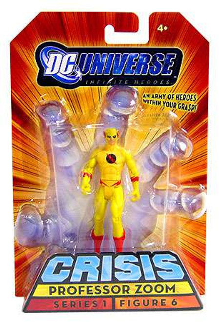 DC Universe Infinite Heroes Crisis Professor Zoom Action Figure #6