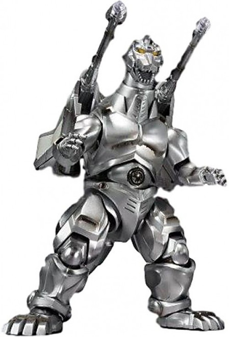 S.H. Monsterarts Super Mechagodzilla Action Figure