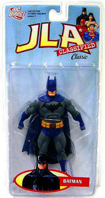 DC JLA Classified Classic Series 1 Batman Action Figure