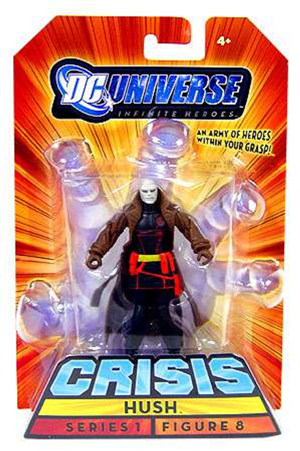 DC Universe Infinite Heroes Crisis Hush Action Figure #8