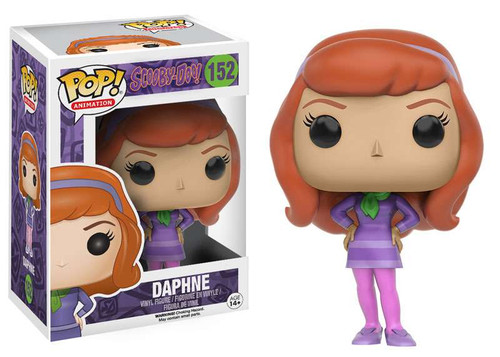 Funko Scooby Doo POP! Animation Daphne Vinyl Figure #152