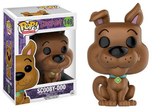 Funko Scooby Doo POP! Animation Scooby-Doo Vinyl Figure #149
