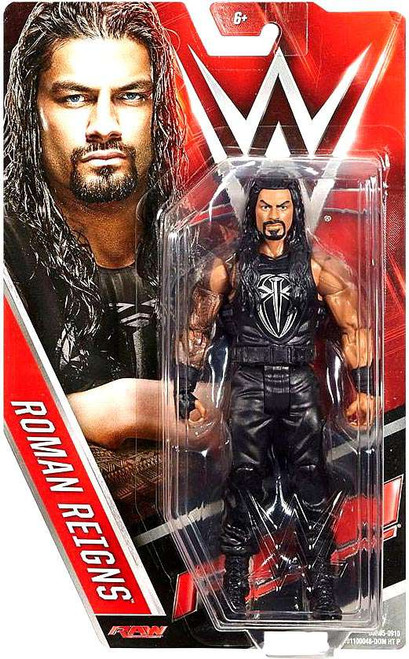 WWE Wrestling Series 66 Roman Reigns Action Figure