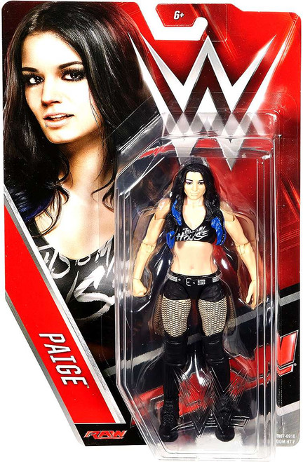 WWE Wrestling Series 66 Paige Action Figure