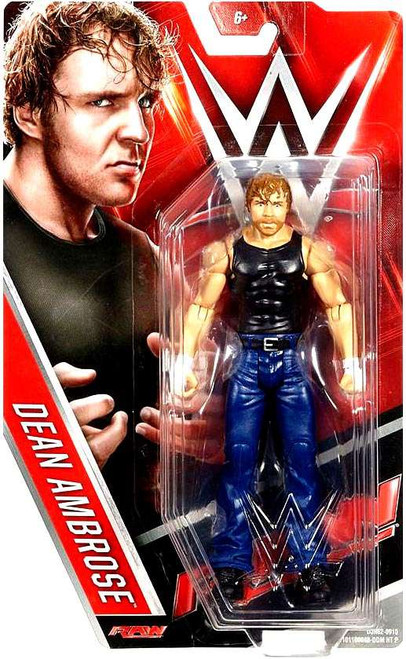 WWE Wrestling Series 66 Dean Ambrose Action Figure