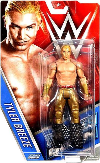 WWE Wrestling Series 66 Tyler Breeze Action Figure