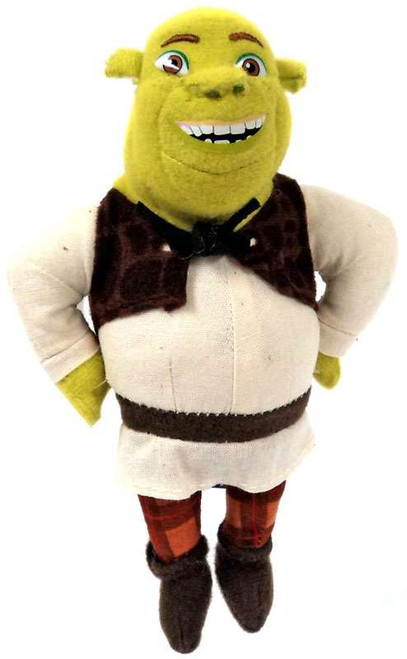Shrek Forever After Shrek Mini Plush