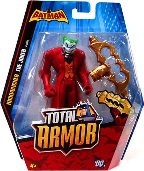 DC Batman The Brave and the Bold Kickpuncher The Joker Action Figure