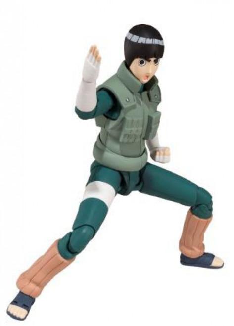 Naruto S.H. Figuarts Rock Lee Action Figure