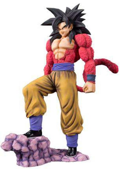 Dragon Ball GT Figuarts ZERO EX Super Saiyan 4 Son Goku 9.5-Inch Statue