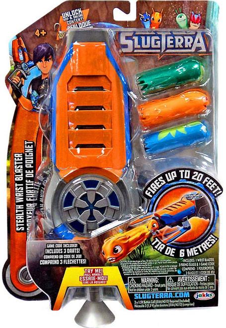 Slugterra Blaster & Evo Dart Stealth Wrist Blaster Roleplay Toy