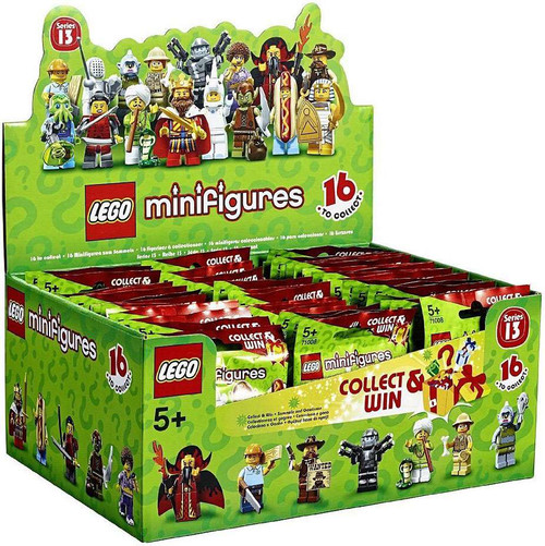 LEGO Minifigures Series 13 Mystery Box [60 Packs]