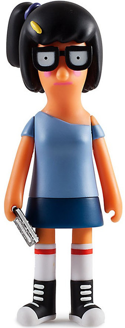Bob's Burgers Bad Tina 7-Inch Medium Vinyl Figure