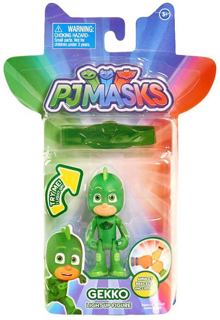 Disney Junior PJ Masks Gekko Light-Up Action Figure