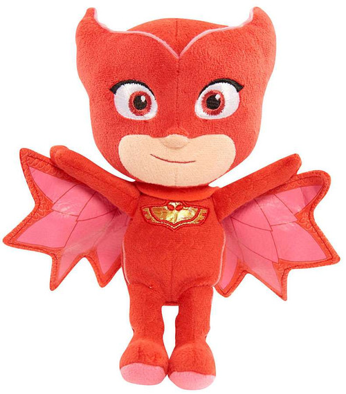 Disney Junior PJ Masks Owlette 8-Inch Plush