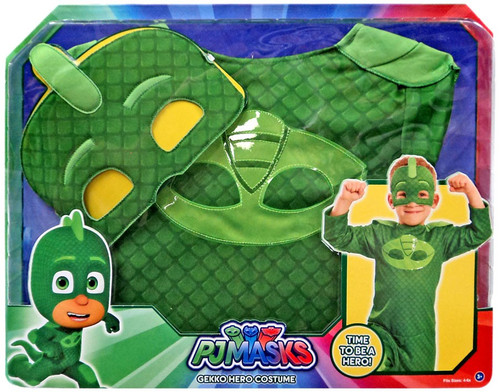 Disney Junior PJ Masks Gekko Costume [4-6x]
