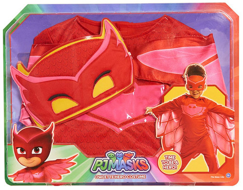 Disney Junior PJ Masks Owlette Costume [4-6x]
