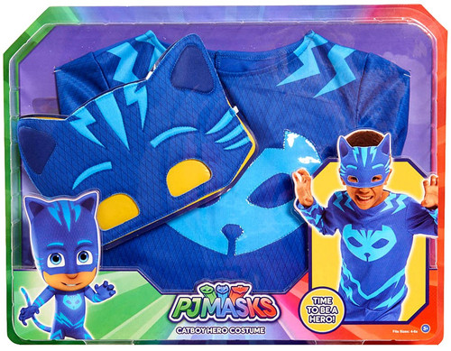 Disney Junior PJ Masks Catboy Costume [4-6x]