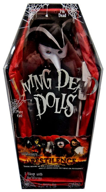 Living Dead Dolls The Four Horsemen Pestilence Doll