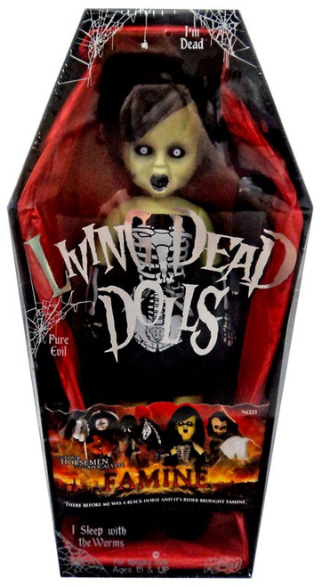 Living Dead Dolls The Four Horsemen Famine Doll