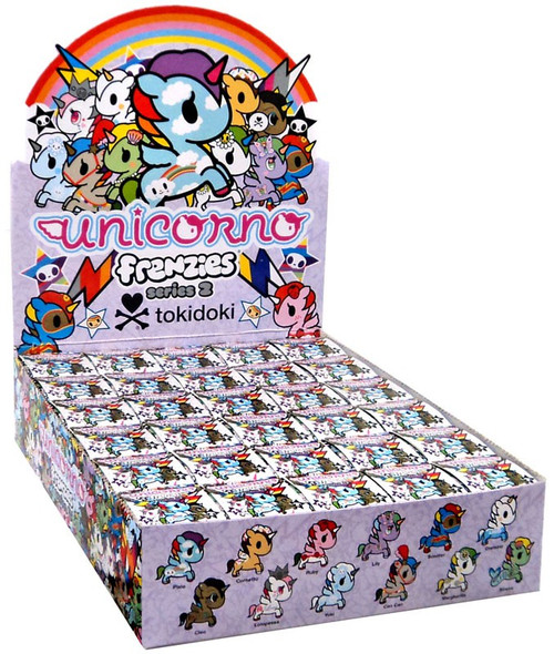 Unicorno Frenzies Series 2 Mystery Box [30 Packs]