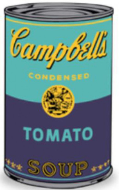 Andy Warhol Minis Soup Can Series 1 3-Inch Mystery Pack [1 RANDOM Figure]
