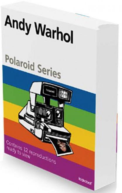 Andy Warhol Polaroid Series 1 Set [12 Polaroid Prints]