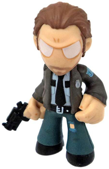 Funko The Walking Dead Series 4 Mystery Minis Rick 1/24 Mystery Minifigure [Police Jacket Loose]