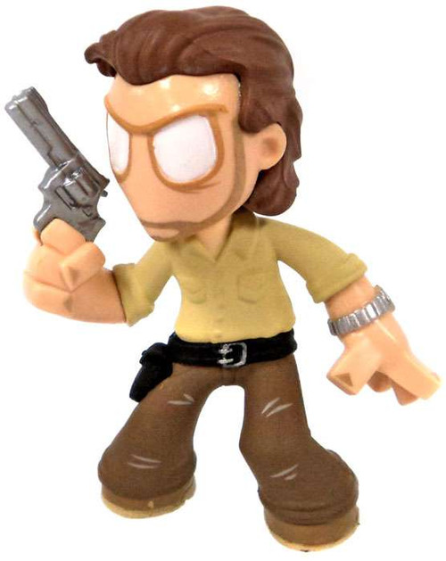 Funko The Walking Dead Series 3 Mystery Minis Rick 1/12 Mystery Minifigure [Loose]